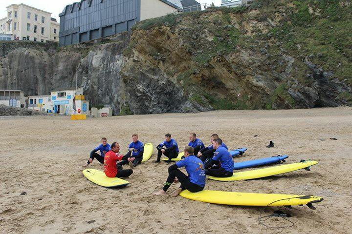 Army Surfing Beginners Week