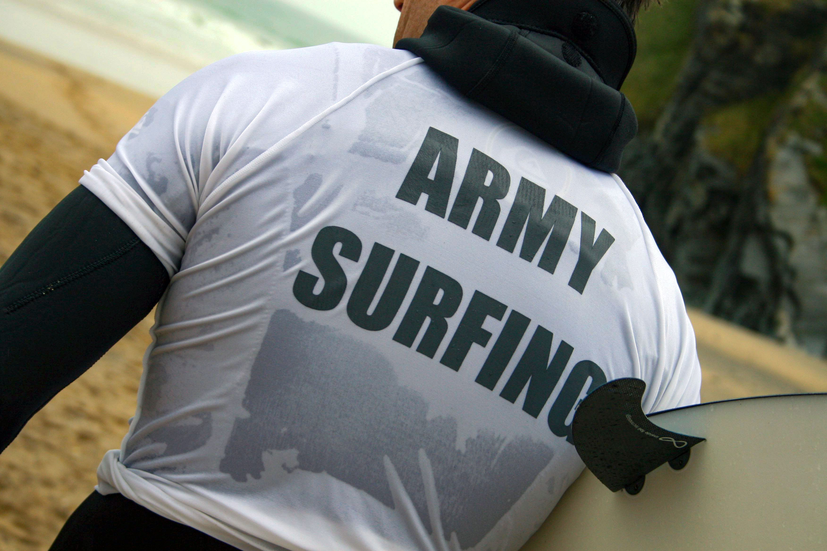 Army Surfing Championships AI