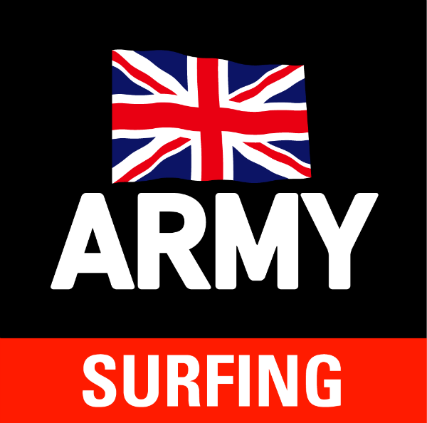 Army Surfing are sponsoring Pte Josh Hughes to compete in the British Tour | Army Surfing