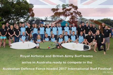 Combined Services v Australian Defence Force SELECTION